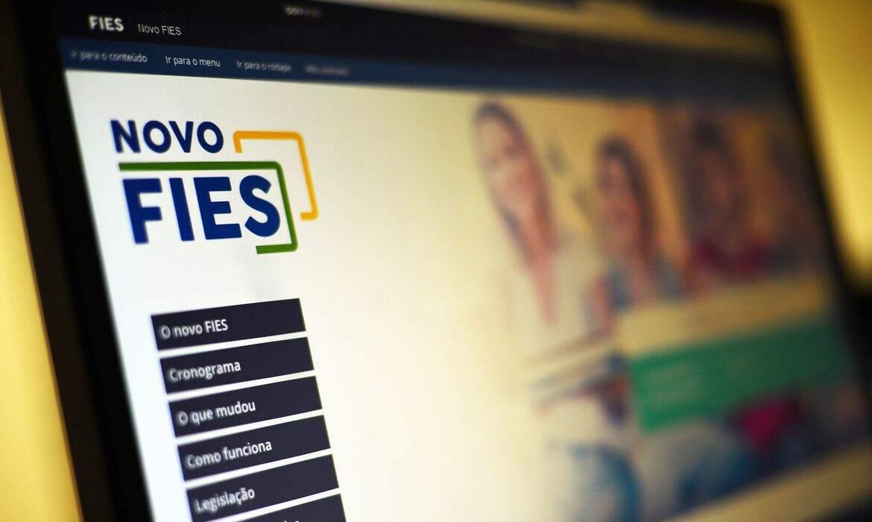 Sistema de inscrição do programa, quem efetuou não será prejudicado (Foto: Marcelo Casal Jr./Agência Brasil)