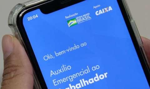 Mais de 1,5 mil candidatos em MS receberam parcelas do auxílio emergencial