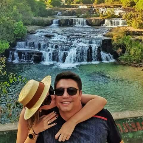 """Com roteiro bacana, casal mostra """"novo normal"""" para quem ama viajar"""
