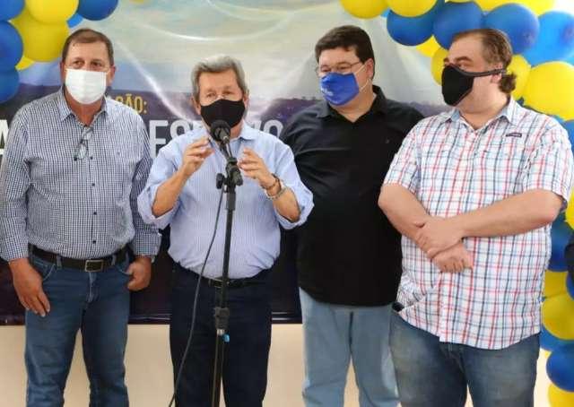 Com candidato a prefeito internado, equipe continua campanha em Naviraí