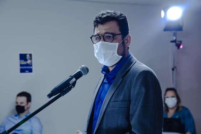Justiça Eleitoral suspende análise de candidatura de Sérgio Harfouche