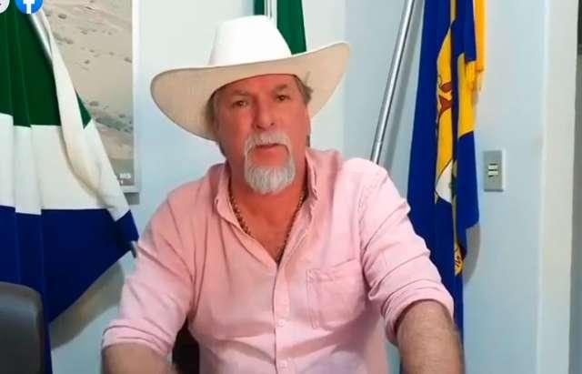 Juiz rejeita candidatura à reeleição do atual prefeito de Terenos