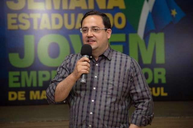 Márcio Fernandes quer derrubar impostos para atrair investimentos