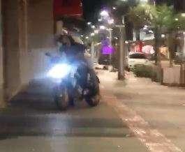 Vídeo: mulher é agarrada e colocada à força em moto na 14 de Julho