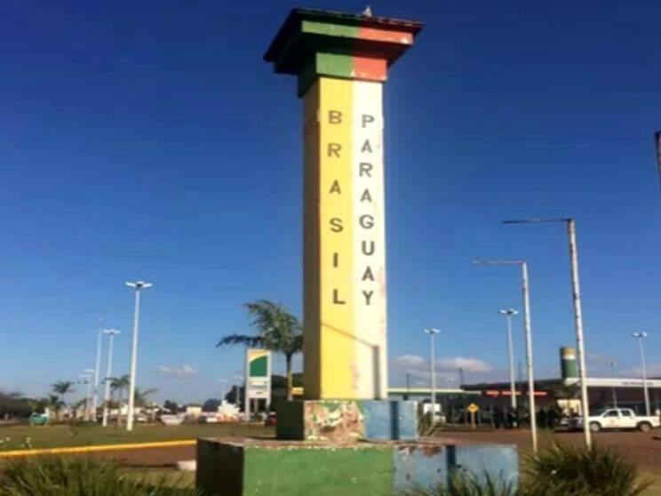 Com fronteira reaberta, o feriadão do Dia de Finados deve atrair muitos turistas para as compras na fronteira de Mato Grosso do Sul com o Paraguai (Foto: Divulgação/Arquivo)