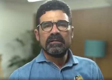 Justiça manda Harfouche retirar vídeo em que ataca imprensa e prefeito
