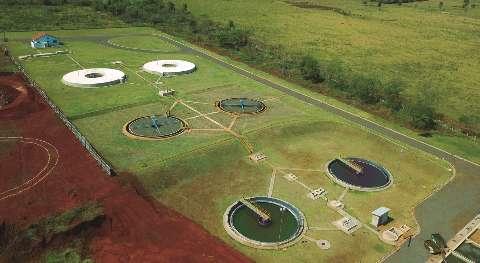 Quatro empresas apresentam proposta para leilão de saneamento