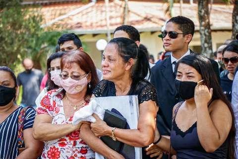 Mãe de PM morto diz que não tem raiva, mas quer que motorista fique preso