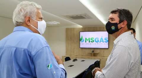 MSGás inaugura sede de R$ 3 milhões e prevê expansão no interior