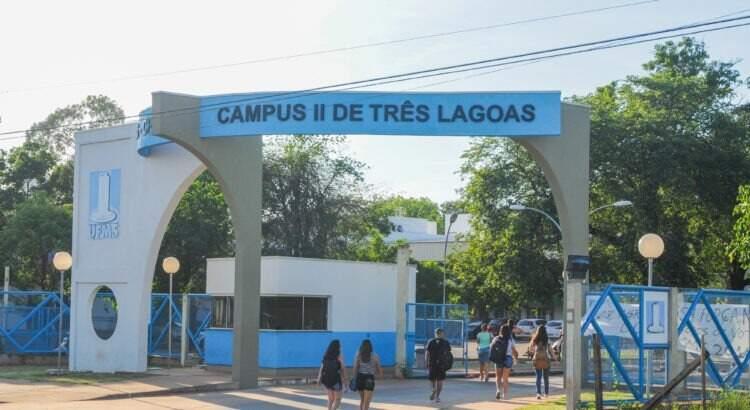 Campus da UFMS em Três Lagoas oferece Medicina desde 2014 (Foto: UFMS/Divulgação)