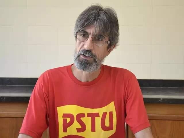 Suél já concorreu à prefeitura quatro vezes, mas ficou fora das urnas na Capital em 2020 (Foto: Arquivo/Campo Grande News)