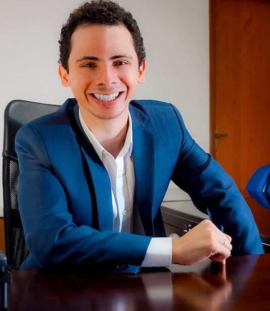 Dr João Vitor - Advogado (Foto: Arquivo Pessoal)
