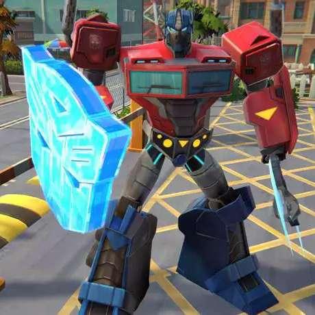 """Transformers: Campo de Batalha"" promete combates épicos"