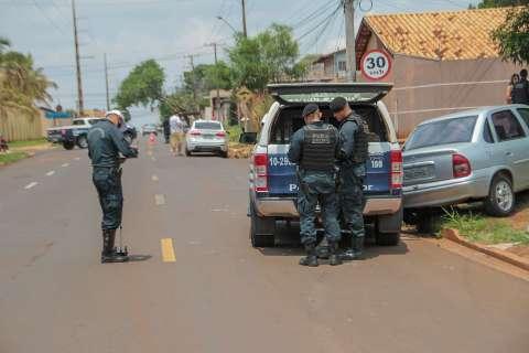Suspeito que causou acidente ao fugir da polícia escondia cocaína em carro