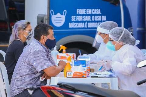 Saúde: País registra 566 mortes por covid-19 em 24h; total chega a 155.403
