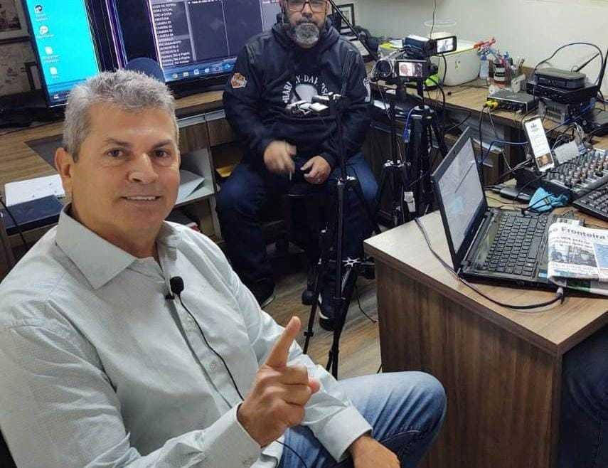Ronaldo Franco Mendes era o representante do Patriota na disputa. (Foto: Ageu Oliveira)