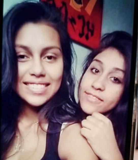 As irmãs Ana Lúcia e Anelise, vítimas do acidente (Foto: Reprodução)