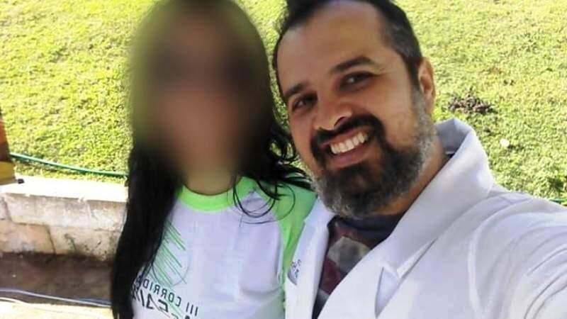 Marx Honorato Ortiz está preso desde julho por ameaçar testemunha e advogada (Foto: Reprodução)