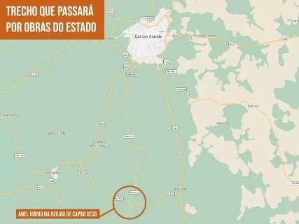 Governo assina contrato para obra no anel viário de Campo Grande