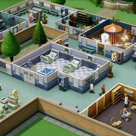 Culture Shock é o novo DLC do aclamado Two Point Hospital