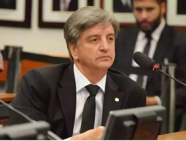 Dagoberto Nogueira é deputado federal e concorre à prefeitura (Foto: Ascom/Câmara dos Deputados)