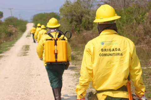 Ibama manda recolher todos agentes de combate a incêndios por falta de recursos