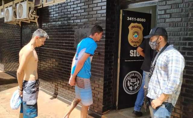 Bandido que roubou 84 relógios em Maracaju é preso em Dourados