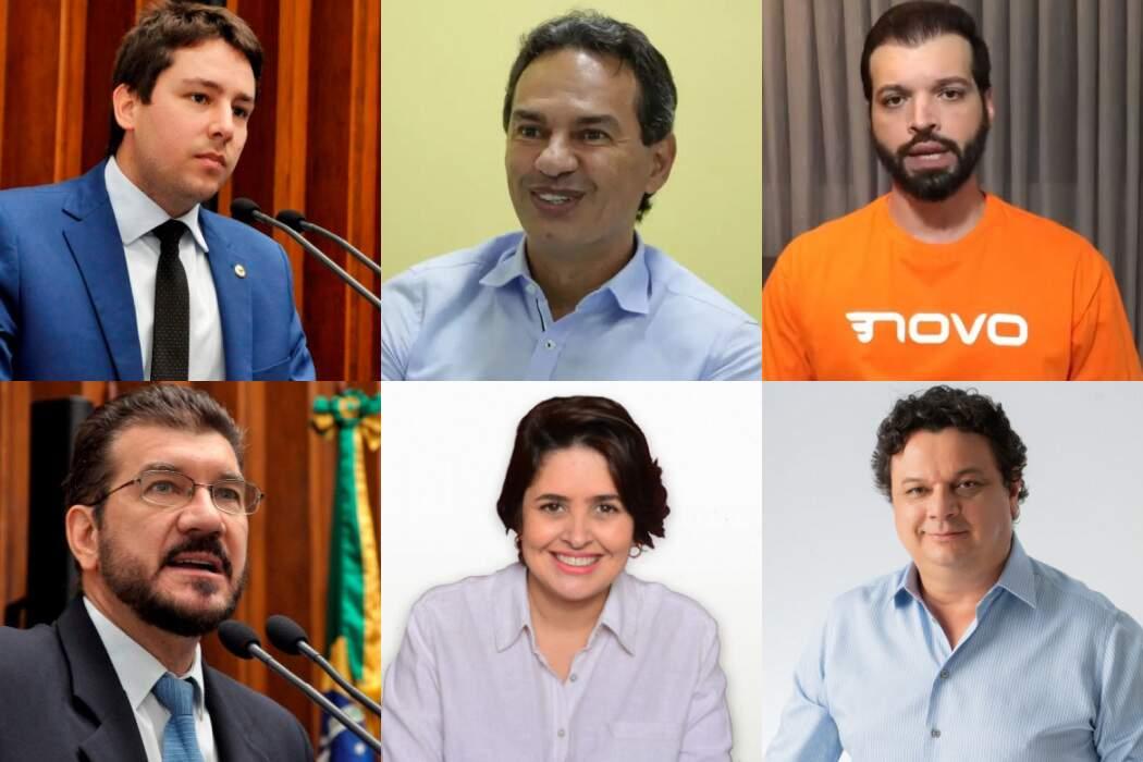 Candidatos tiveram os pedidos de registro de candidatura deferidos hoje pelo TRE-MS