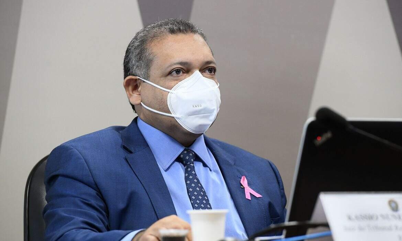 Kassio Nunes é nomeado ministro do STF (Foto:Marcos Oliveira/Agência Senado)
