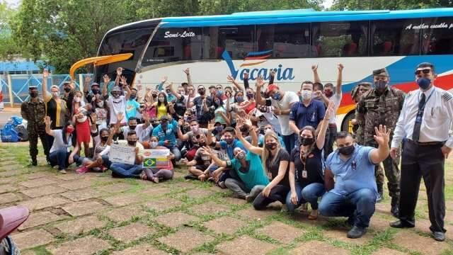 Mais 46 venezuelanos somam-se aos 2,8 mil já empregados por empresas do Estado