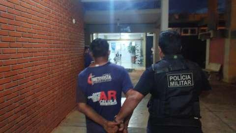 Marido e mulher são presos por tentativa de estupro e furto no mesmo dia