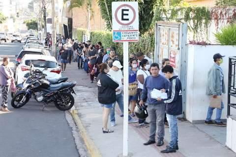 MS tem 3ª melhor taxa de desocupados do País, aponta IBGE