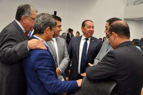 Deputados esperam definir cargos da mesa diretora após eleição