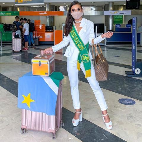Representante de MS no Miss Trans Brasil é acusada de racismo após resultado