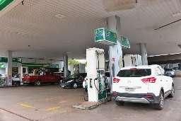 Preço da gasolina beira os R$ 4,80 em Campo Grande, aponta pesquisa