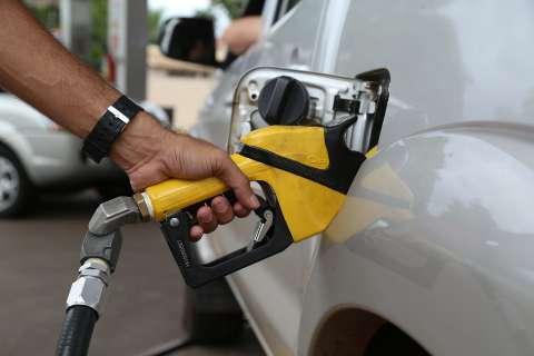 Tabela do Confaz prevê gasolina comum a R$ 4,67 a partir de novembro em MS