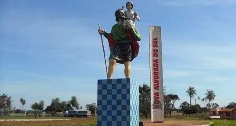 Nova Alvorada do Sul comemora hoje seus 28 anos de emancipação