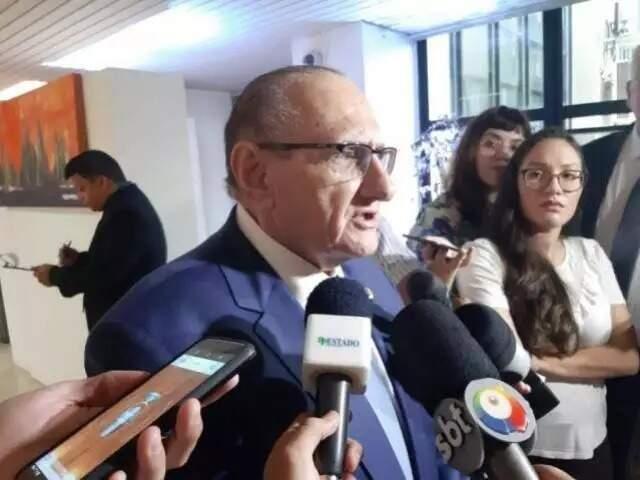 O presidente do TJMS, Paschoal Carmelo Leandro, que assina a portaria (Foto: Arquivo/Campo Grande News)