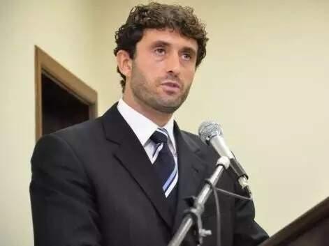 O juiz auxiliar da presidência do TJMS, Fernando Chemin Cury. (Foto: Arquivo/Campo Grande News)