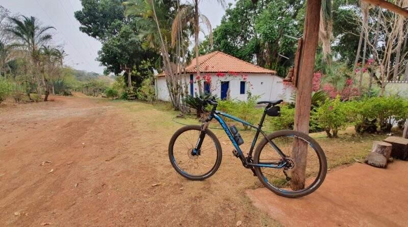 Distante 10 km de Campo Grande, a Trilha do Agrião é reduto da galera do Mountain Bike e de todos que amam a natureza (Foto: Carlos Kutzel/Divulgação)
