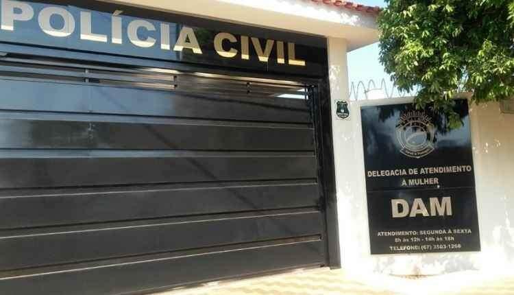 DAM de Paranaíba investiga os crimes (Foto: JP News)