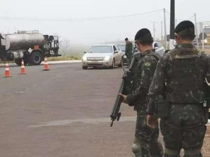 Militares farão segurança em pontos de votação de 5 cidades de MS nas eleições