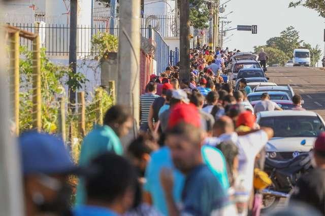 Auxílio emergencial não cobriu queda na renda da população em MS