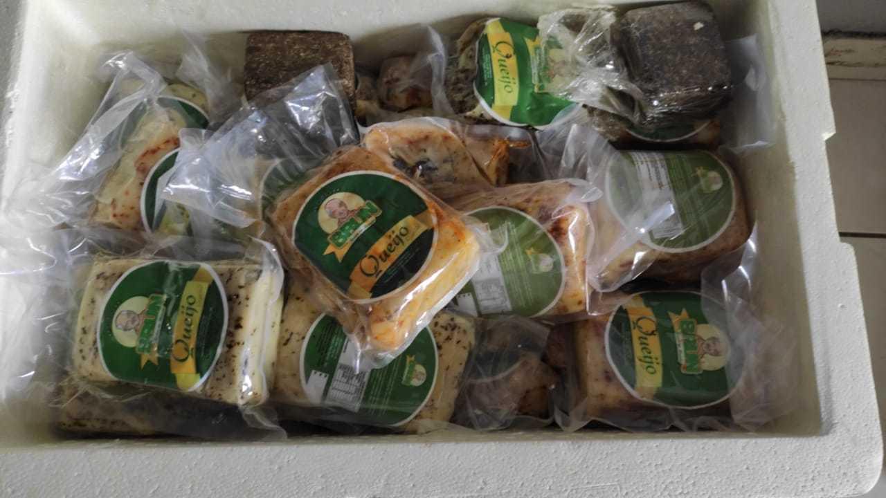 """Traficantes usavam cheiro do queijo para """"temperar"""" odor da maconha, afirma delegado (Foto: Denar/Divulgação)"""