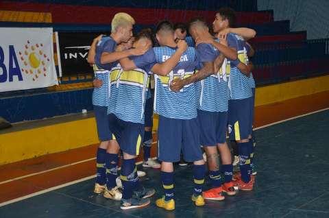 Time de MS estreia na Copa do Brasil de Futsal nesta noite