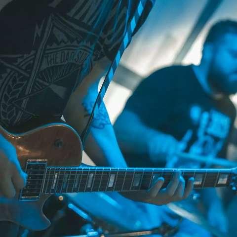 Som da Concha marca shows de blues, rock e muita música regional