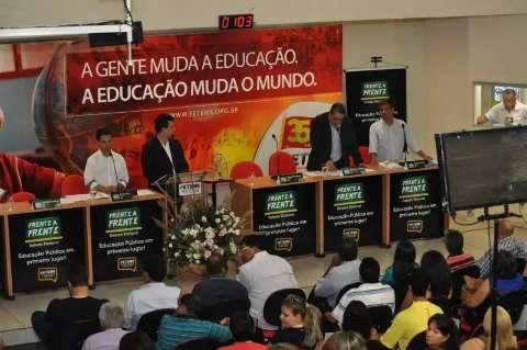 Com 13 candidatos, Fetems realiza único debate confirmado em Campo Grande