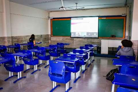 Maioria não irá enviar filhos para aulas presenciais no Ensino Fundamental