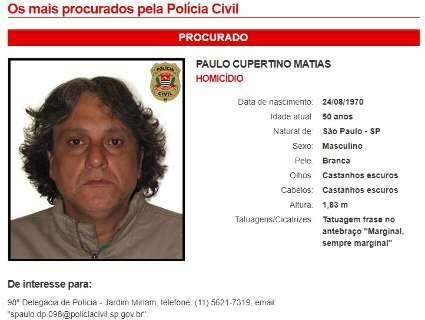 Polícia errou ao informar prisão de assassino que fez documentos em MS