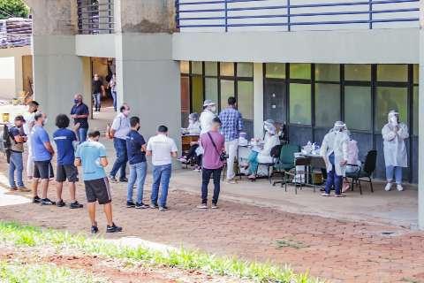 Às vésperas de final, Guanandizão passa por testes de biossegurança contra covid